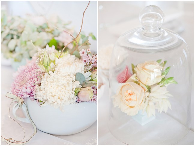 Pretty Pastel Floral Decor Ideas {ST Photography}