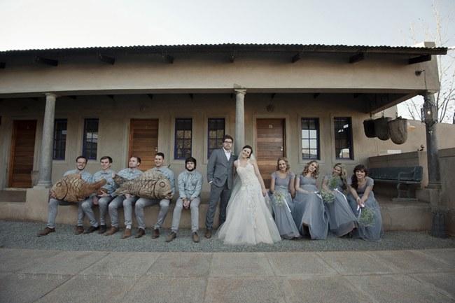 Powder Blue Lace Succulent Wedding Nutcracker Country Retreat 015