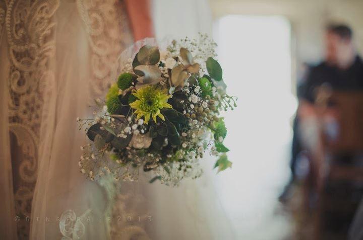 Powder Blue Lace Succulent Wedding Nutcracker Country Retreat_ (3)