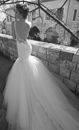 Sexy Wedding Dress (5)