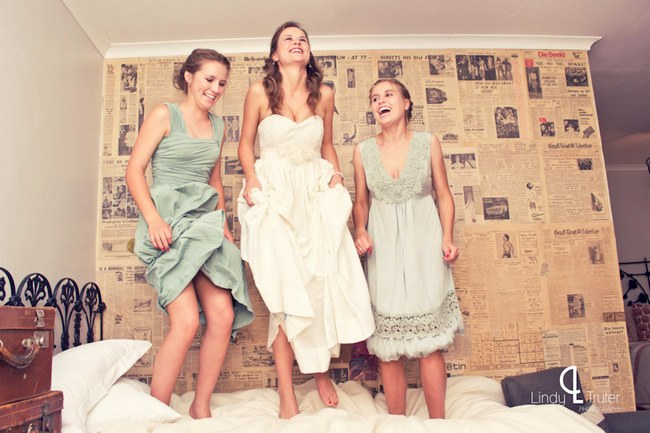 Wedding Photo Ideas and Poses - Bridesmaids (1)