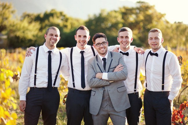 Wedding Photo Ideas and Poses - Groomsmen (10)