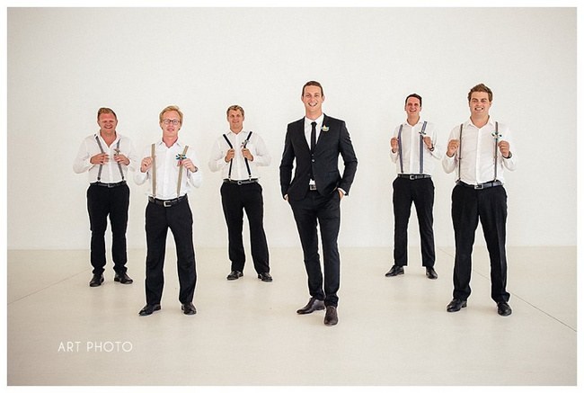 Wedding Photo Ideas and Poses - Groomsmen (3)