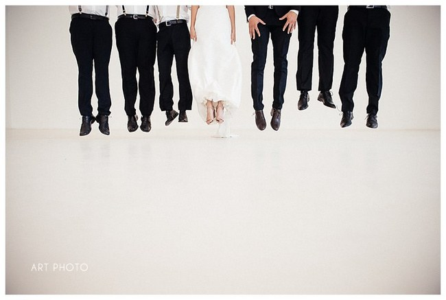 Wedding Photo Ideas and Poses - Groomsmen (4)