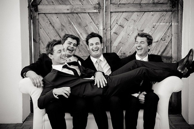 Wedding Photo Ideas and Poses - Groomsmen (5)