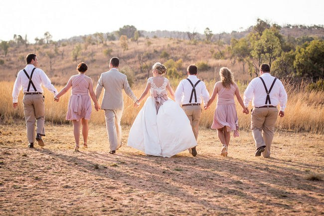 Wedding Photo Ideas and Poses - Wedding Party (10)