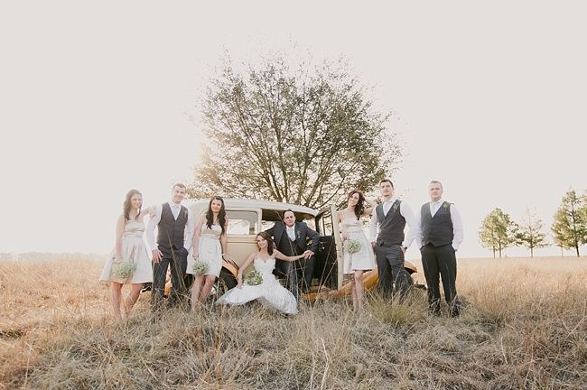 Wedding Photo Ideas and Poses - Wedding Party (3)