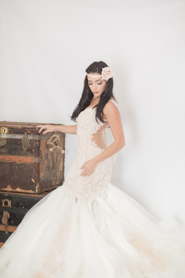 Backless Wedding Dress - Galia Lahav - Patchouli Bridal Gown (4)