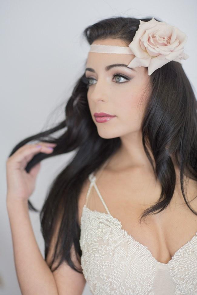 Backless Wedding Dress - Galia Lahav - Patchouli Bridal Gown (6)