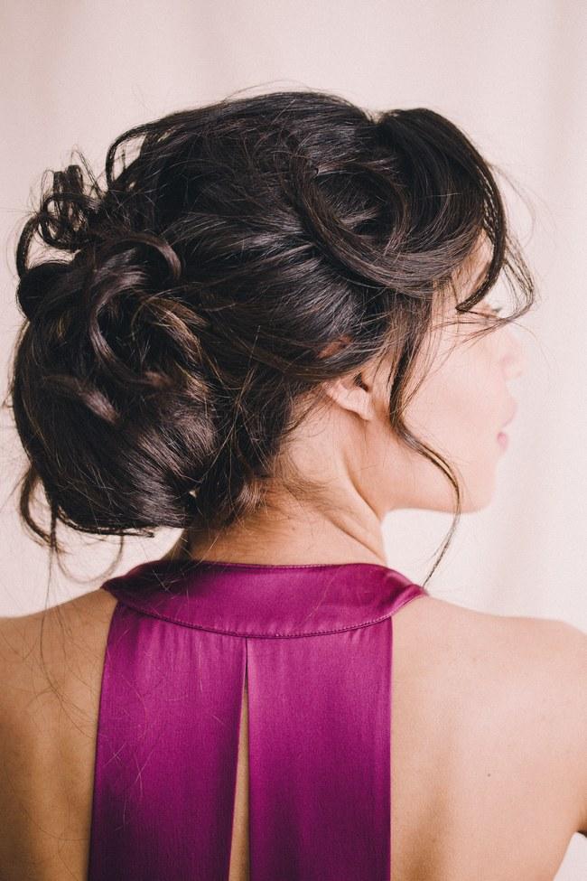 Beach Wedding Hairstyles  11