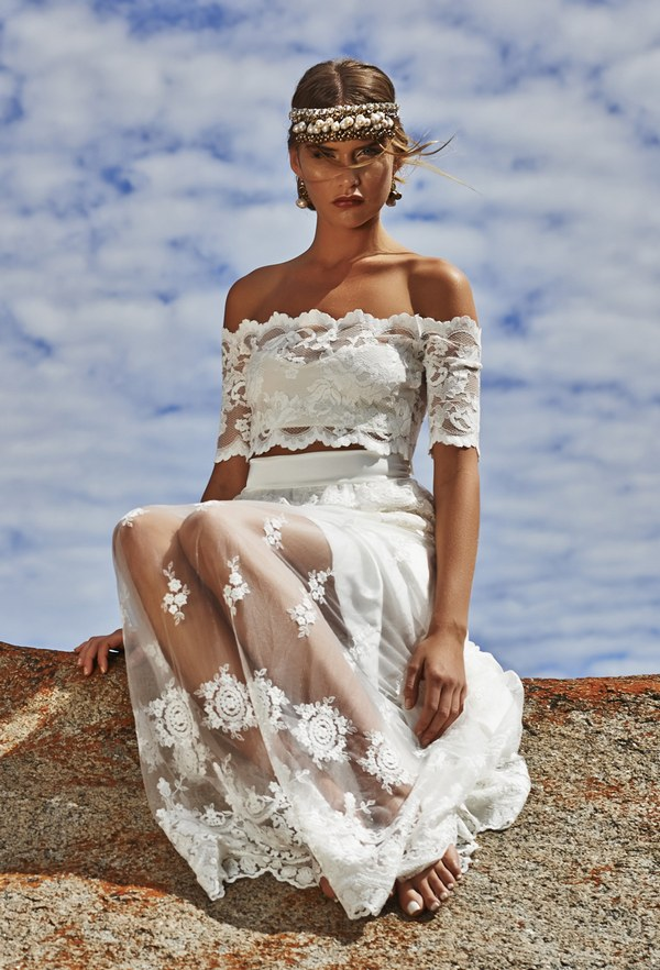 Bohemian Wedding Dress and gowns 00006
