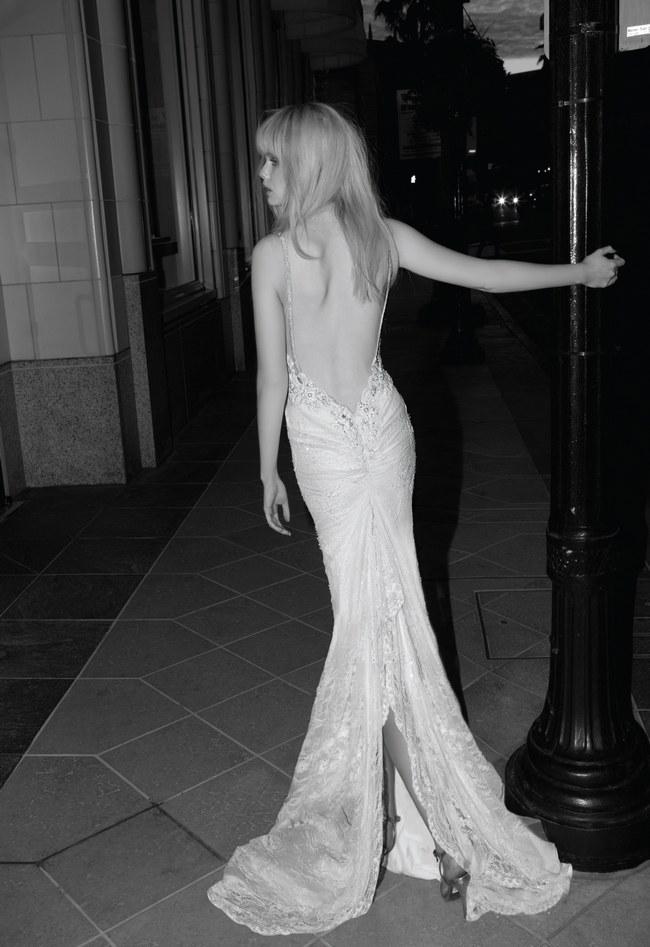 Inbal Dror Wedding Dress Collection 2014  (3)