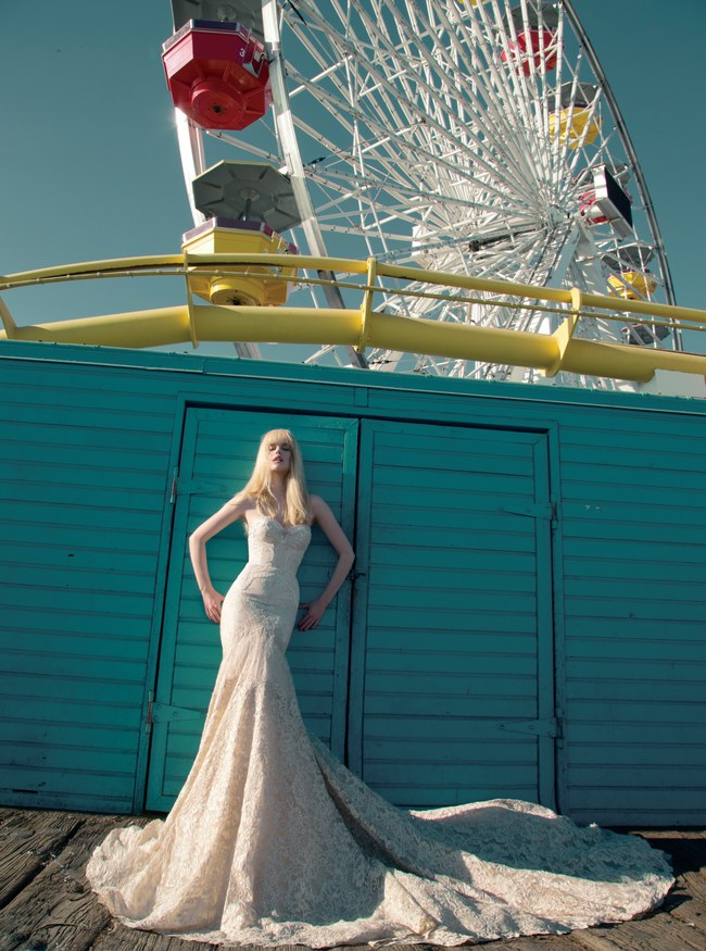 Inbal Dror Wedding Dress Collection 2014 Gown 10 (2)
