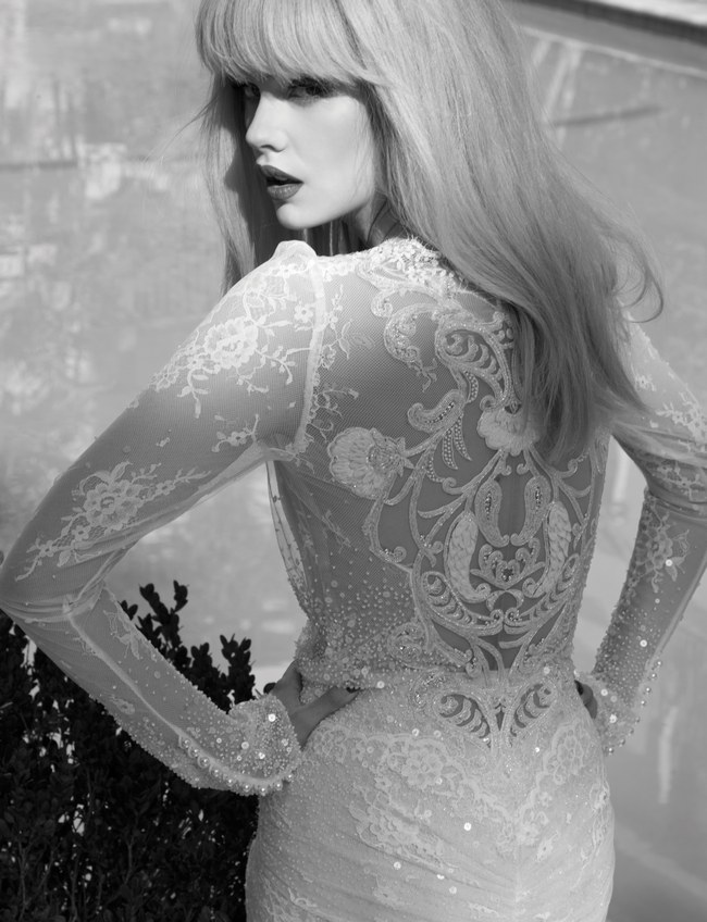 Inbal Dror Wedding Dress Collection 2014 Gown 11 (3)