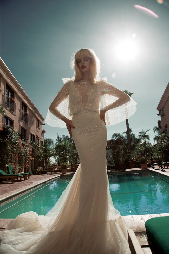Inbal Dror Wedding Dress Collection 2014 Gown 5 (1)