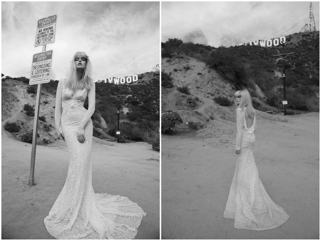 Inbal Dror Wedding Dress Collection 2014 Gown 7 (1)