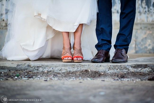 Laid Back L'Agulhas South African Wedding 15