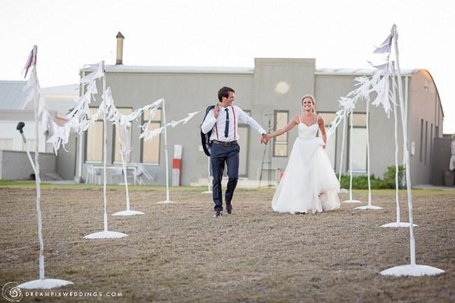 Laid Back L'Agulhas South African Wedding 19