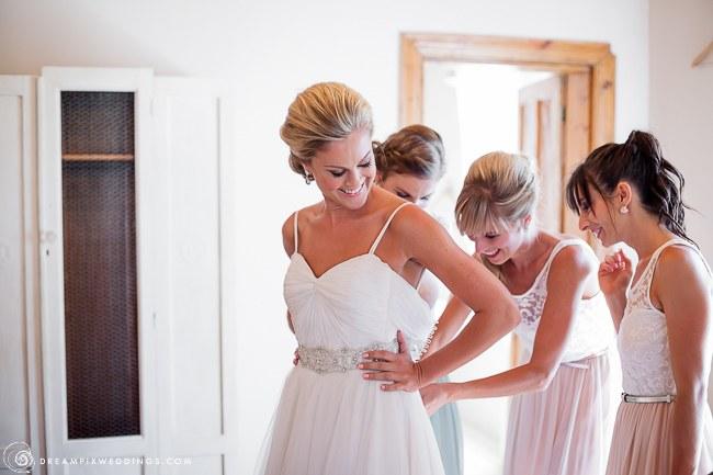 Laid Back L'Agulhas South African Wedding 3