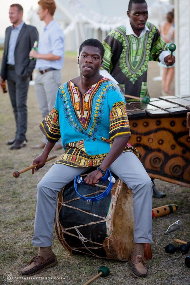 Laid Back L'Agulhas South African Wedding 36