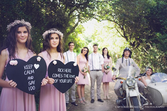 Rustic Blush South African Wedding The Plantation (20)