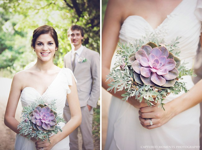 Blush & Succulents: Simply Lovely South African Elegance {Captured Moments Photography}