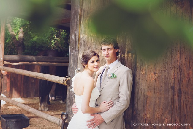 Rustic Blush South African Wedding The Plantation (37)