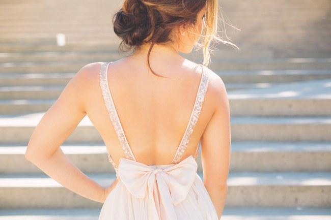 Sequin Glitter Wedding Dresses 10