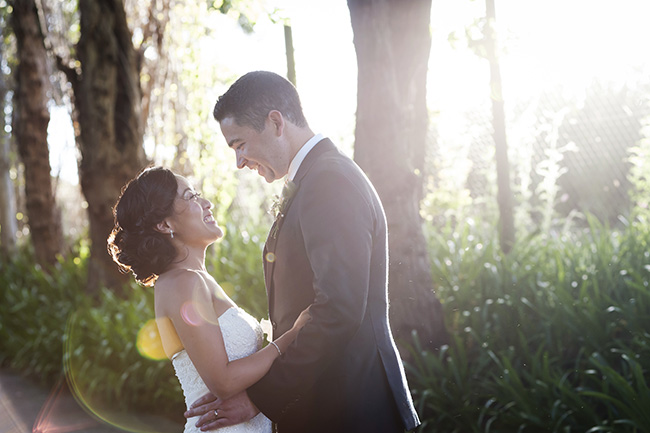 Couple Portraits :: Pale Yellow, White & Coral Winelands Destination Wedding (South Africa) :: Joanne Markland Photography :: ConfettiDaydreams.com Wedding Blog