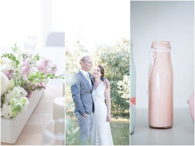 Super Duper Cute Pastel & Powder Blue DIY South African Wedding {Nadine Aucamp Photography }