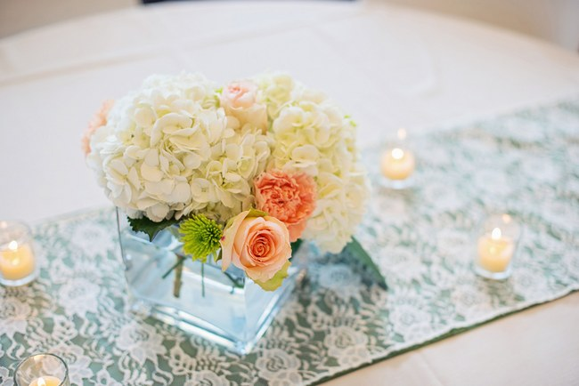 Teal and Peach Wedding by Everlasting Love Photography  via ConfettiDaydreams (53)