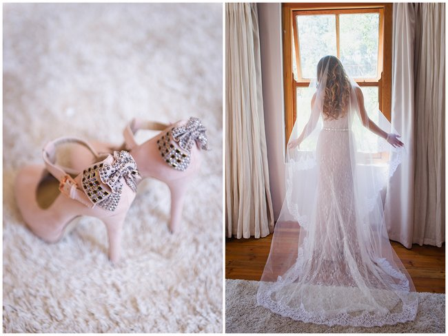 Pure Vintage Elegance: Blush & Neutral South African Wedding {Lauren Kriedemann}