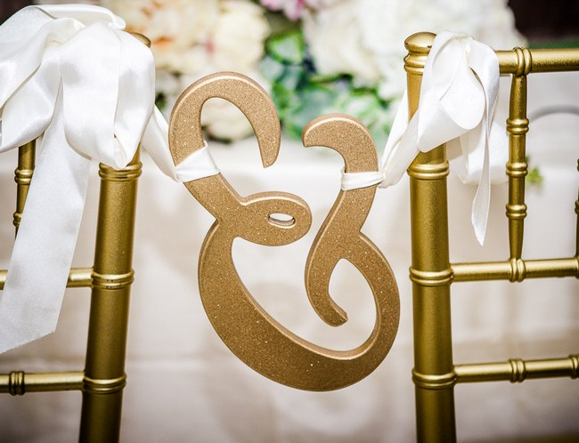 Wedding Chair Decor Covers Signs  10