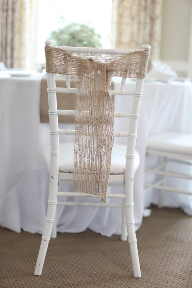 Wedding Chair Decor Covers Signs  2