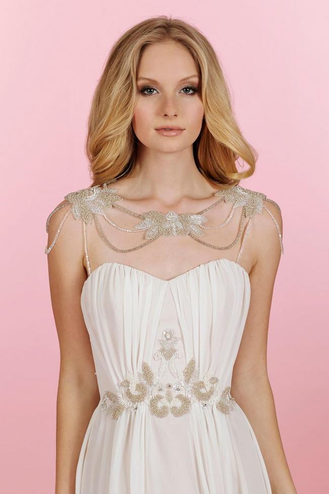 Blush by Hayley Paige 2014 Wedding Dresses (1)