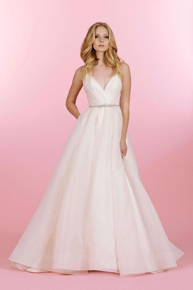 Blush by Hayley Paige 2014 Wedding Dresses (2)