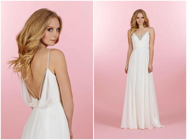 Blush by Hayley Paige 2014 Wedding Dresses (5)