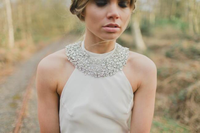Bohemian Luxe - Boho Bride - Gibson Bespoke // Kirsty-Lyn Jameson Photography