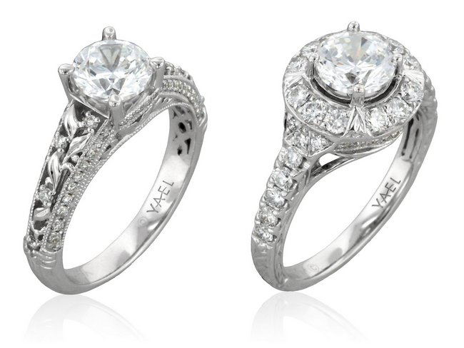 Diamond Engagement Ring Tips - Yael Designs (1)