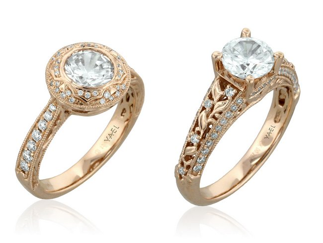 Diamond Engagement Ring Tips - Yael Designs (3)
