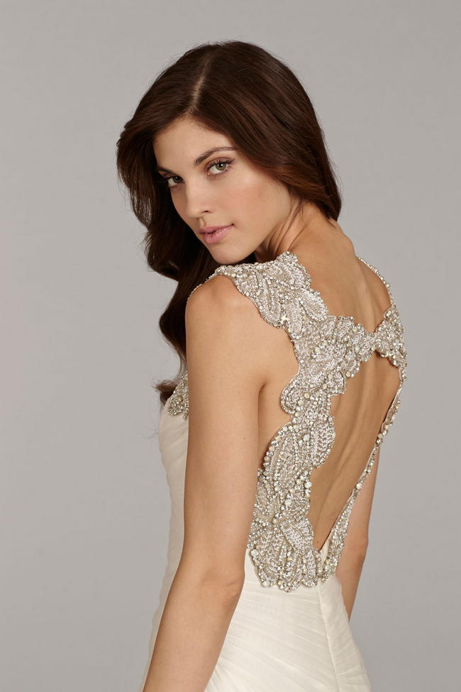 Hayley Paige 2014 Wedding Dress  1