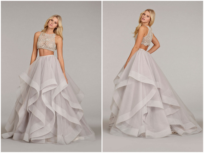Hayley Paige 2014 Wedding Dress Collection (1)