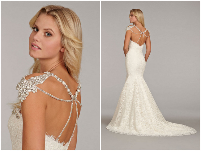 Hayley Paige 2014 Wedding Dress Collection (3)