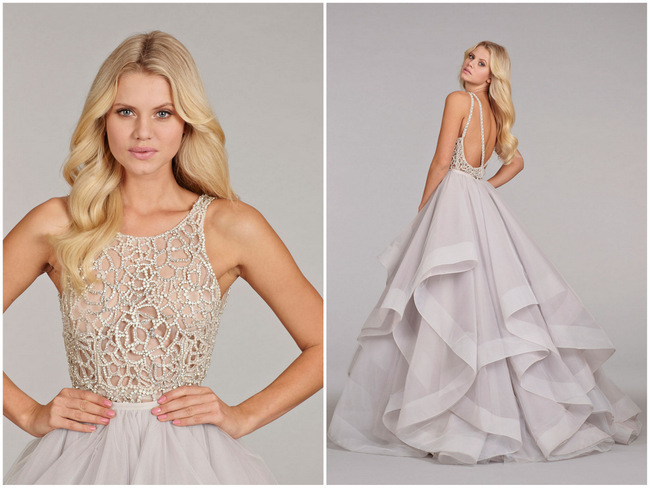 Hayley Paige 2014 Wedding Dress Collection (4)