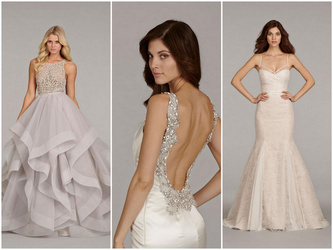 Hayley Paige Wedding Dress Collection 2014