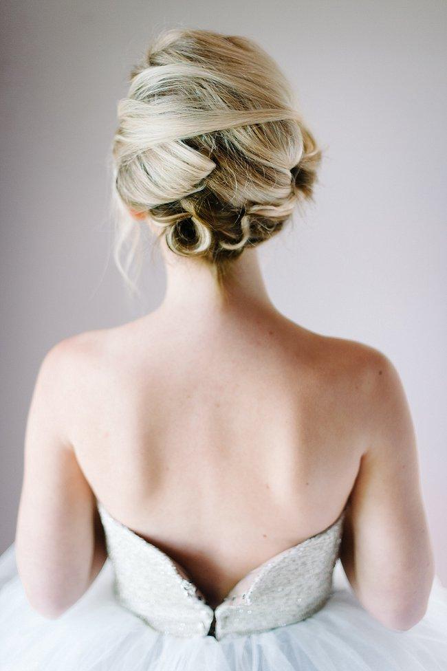 Marilyn Monroe Inspired Glamorous Bridal Styling