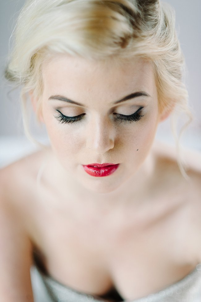 Marilyn Monroe Bridal Portrait Inspiration // Debbie Lourens Photography // Marnel Toerien Hair Make Up // ConfettiDaydreams.com Wedding Blog