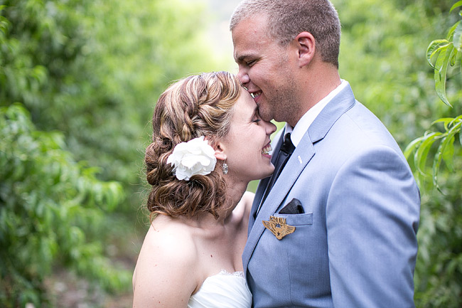 Outdoor Bridal Portraits at Olive Rock // Adene Photography
