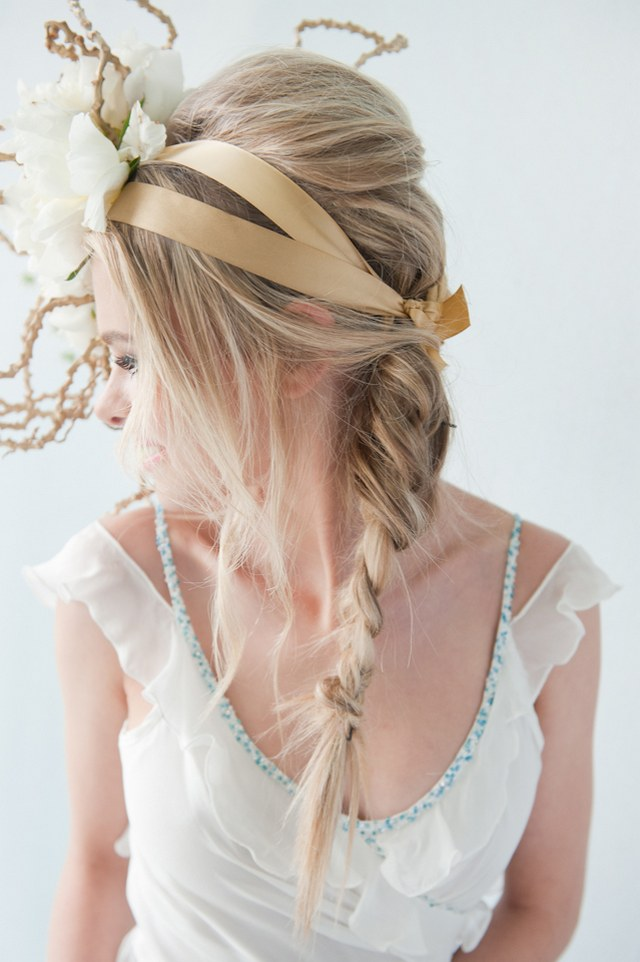 Radiant Bride Fashion Editorial :: Hair by Licia Van der Merwe :: ST Photography