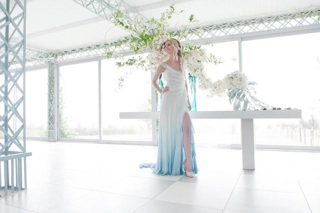 Radiant Bride Fashion Editorial :: Hendrik Vermeulen Wedding Dress :: ST Photography :: Nina Brown Stylist :: Blank Canvas Event Design ::